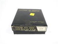 Lyman 2-die rifle set: .30-30