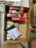 Lot, 7 boxes 20 Ga. ammo (5's)