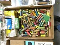 Lot, loose 12 Ga. and 16 Ga. ammo, 20 Ga. in 3