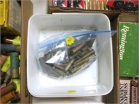 Lot, misc loose ammo
