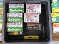 Lot, shotgun ammo: 3 boxes Remington Nitro