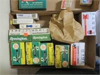 Lot, shotgun ammo: 4 boxes Remignton 12 Ga.