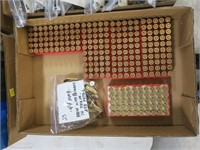 Lot, .44 Mag new brass with primers, 273 total