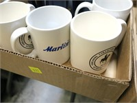 Lot, Marlin coffee mugs