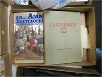 "Lot, ""cartridges"" by Logan, Ammo encyclopedia"