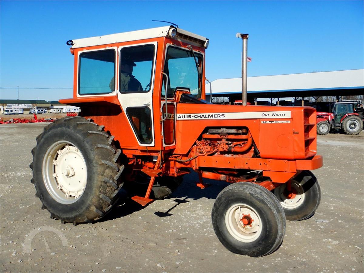auctiontime com 1966 allis chalmers 190 online auctions 1966 allis chalmers 190