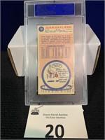 1969 Topps John Havlicek Card