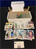 1975 Topps Football Cards (Incomplete)