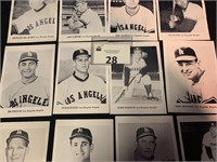 (12) Los Angeles Angels Photos from 60's