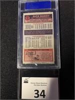 1971 Topps Rick Barry Basketball Card