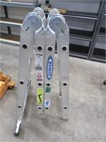 WERNER DutyMaster MultiFold Ladder EXC