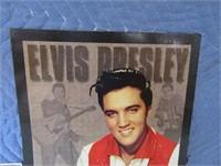 """ELVIS PRESLEY 12""""x16"""" Metal Wall Sign 2001"""
