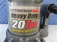 20ton Hydraulic Bottle Jack Pittsburgh EXC