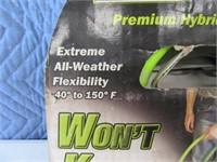 """New 25"""" Air Hose 1/2"""" Hybrid Premium Polymer"""