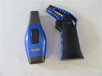 Lot (2) Butane TorchStyle Lighters Working