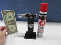 MicroTorch Roburn MT770 Handheld Torch