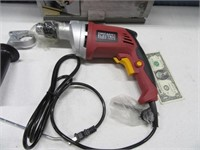 """ChicagoElec 1/2"""" Electric Hammer Drill Tool EXC"""