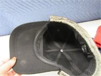 Winter Wool Hat + 5 Stocking Caps
