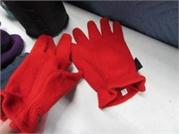 Lot (12) Gloves~Mittens~Pouches Winter Gear