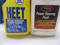 Lot (8) New Shop~Car Care Chemicals Oil~ETC
