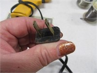 Welller Yellow Solder Gun Tool + Solder