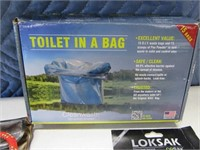 Lot (8+) Camp~Hiking Shower~Toilet~Survival Items