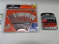 New Masonry & Spade Drill Bit Sets