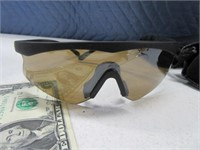 Lot (2) SMITH Tactical Sunglasses + Access