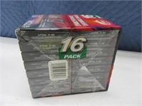 NEW 16pack TDK Blank Cassette Tapes