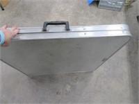 "30""x60"" COLEMAN Aluminum Folding Camp Table"