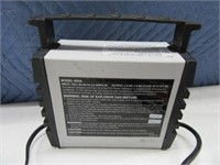 2/4/6amp Battery Charger Speed 120v Sch.