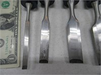 Craftsman 5pc Commercial Hand Chisel Tool Set