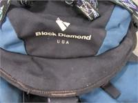 Lot (2) NICE Hiking Backpacks Gregory~BlackDiamond