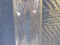 """Alladin 20"""" Oil Lamp EXC Aluminum Base"""
