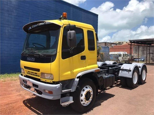 2006 Isuzu FVZ - Trucks for Sale