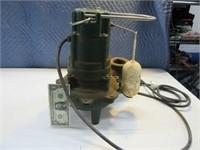 Zoeller Commercial Sump Pump