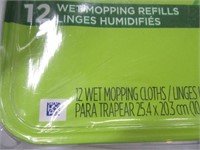 Swiffer Floor Cleaner w/ Wet Refills