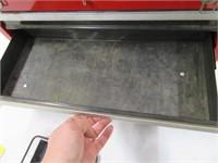 """20"""" Craftsman 3drawer TableTop Tool Box Metal"""