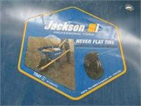 JacksonPRO Commercial Wheelbarrow NICE NoFlat