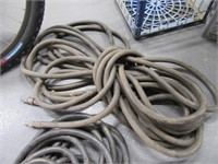 Lot (3+) Thick Air Hoses