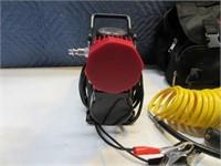 New 12v SuperFlow ModelMV50 Portable Air Compressr