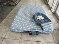 AeroBed FULL Size Self-Inflate Extra BlowUp Bed