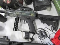 Big LOT Paintball Guns & Accessories TIPPMANN