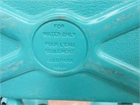 Lot (5) Coolers & 3gal Water Jugs Camping/Hunt/Etc
