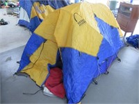 2man SaharaDesign Tent w/ Cover Complete