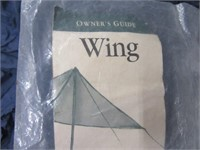 REI Wing 15 Shelter + A Tree Cover Tent