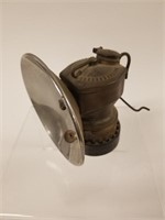 Justright carbide miners lamp