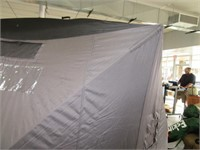 New 6'x6' Ice Fishing QuickUp Shelter Tall NICE