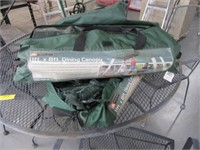 Lot (1++) 11'x8' Shade Camping/Hunt Canopys