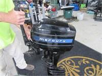 MERCURY 75hp Gas Boat Motor